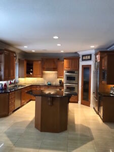 Kitchen Cabinets for Sale (Used)