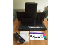 Sony Blu-Ray Disc/ DVD Home Theatre System BDV-E2100 - nearly new: immaculate condition