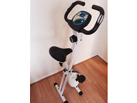 Davina Folding Magnetic Exercise Bike