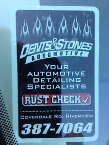 $SAVE$ Dents and Stones Riverview RUST CHECK
