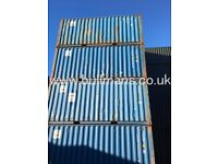 20ft second hand shipping containers - Grade B - storage container, containers for sale