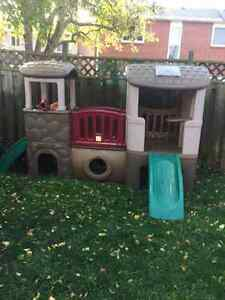 Playhouse with Slide - 300 or Best Offer