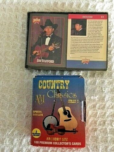 Country Classics Series 1 collector