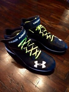 Men's Under Armour Crusher RM Football Cleats