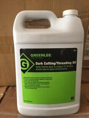 Greenlee 4621 Dark Cutting/Threading Oil (NEW)