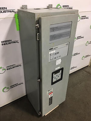 Used 150 Amp Asco Ats Automatic Transfer Switch 480 Volt D04atsa30150n50f