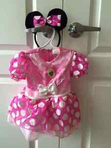 Minnie Mouse Costume 12-18 months
