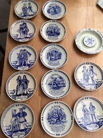 Original Delfter plate(s)