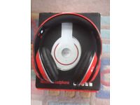 Headphones, Wireless Bluetooth, almost new with box and instructions £20