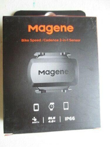 MAGENE SPEED/CADENCE ANT+ & Bluetooth MAGNETLESS Bi Mode Sensors