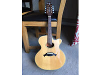Crafter Mandolin M70E with pickup