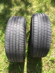 Michelin pickup or SUV tires