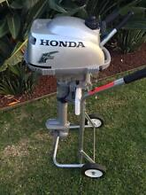 Honda 2.3 HP Outboard Southport Gold Coast City Preview