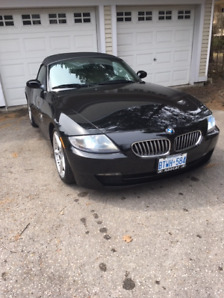 2008 BMW Z4 3.0si Roadster with Low Mileage For Sale