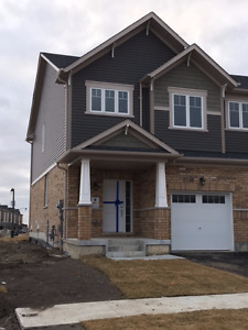 NEW 3 Bedroom Corner Townhouse for lease at Simcoe & Britannia