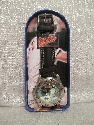 Sun Time Cal Ripken Jr Baltimore Orioles MLB Baseball Sportivi Sports Watch