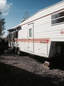 32foot 5th wheel for sale
