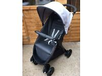 Graco easy,small fold,pushchair,buggy