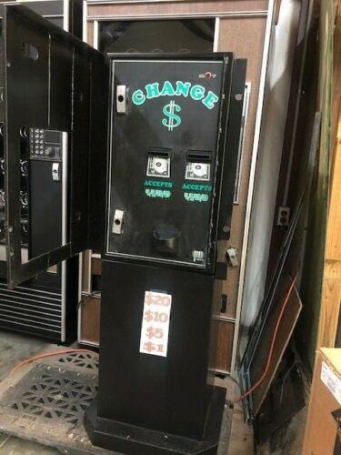 American Changer AC2001 coin machine