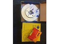 Brand New : NISSAN X-TRAIL 2.0 2.2 2.5 2001-2009 FRONT BRAKE DISCS & PADS