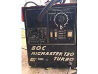 Mig Welder 130 amp turbo