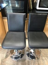 Breakfast bar stool type chairs