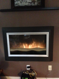Electric Fireplace (Dimplex)