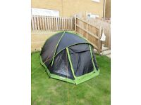 Vango Theta 300 tent for sale. Ideal 2 man tent, perfect for weekends away!
