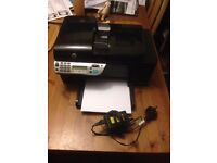 HP officejet 4500 wireless printer ,all in one with complete working spare printer.