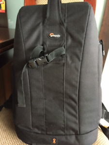Camera Back Pack -LOWEPRO
