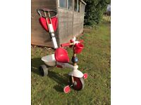 Red Smart Trike Dream