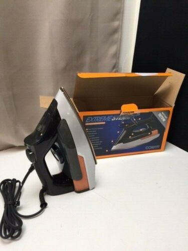 Conair GI300 Extreme Steam Pro Steam Iron Nano Titanium Soleplate