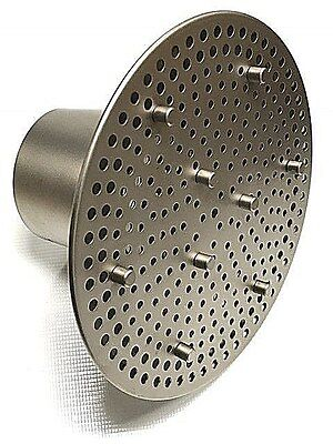 Leister 107.335 Round Sieve Nozzle 62.5mm 150mm - Free Shipping