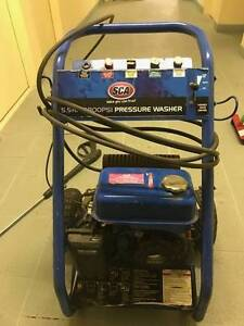 SCA 5.5HP Pressure Washer Gerni PETROL- with Wheels Roselands Canterbury Area Preview