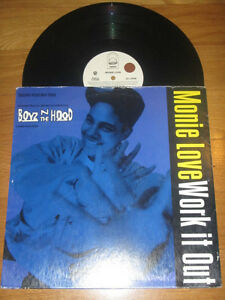 "a3 vinyl 12"" MONIE LOVE WORK IT OUT 8 mixes from STRK Boyz in the wood - Italia - a3 vinyl 12"" MONIE LOVE WORK IT OUT 8 mixes from STRK Boyz in the wood - Italia"