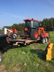 Wanted Backhoe Attachment to fit Kubota L5030