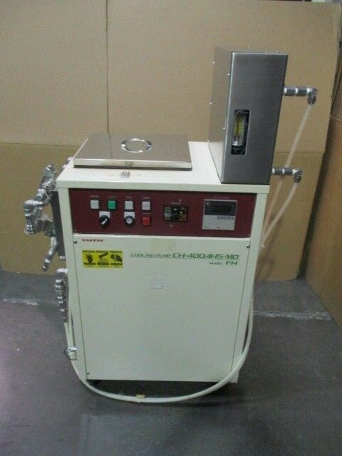 Taitec CH-400AHS-MO-MODEL-FH Cooling Pump, Chiller, Refrigerator, 424559