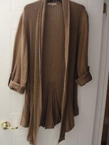Variété tricot-veste