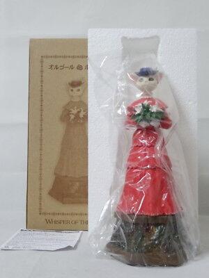 Luise Music Box Doll Figure Whisper of the Heart The Cat Returns Studio Ghibli