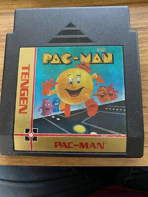 Pac-Man (Nintendo Entertainment System, 1990) Cart Only