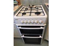 White beko cooker