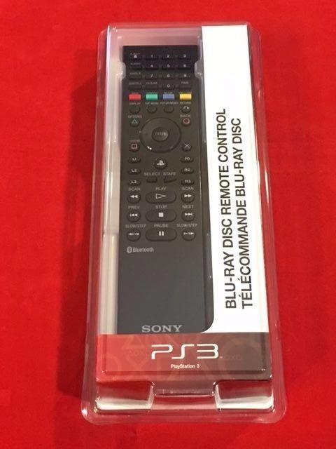 Sony Playstation 3 Blu-ray Remote Control Bluetooth Ps3 G...