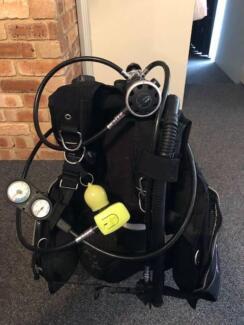 Scuba Kit, BCD & REGS. A1 condition