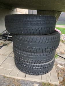 Winter Tires for Grand Caravan