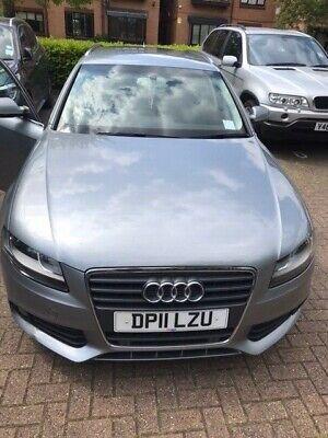 Audi a4 Quartz grey