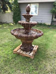 One Left-Sale-New Orleans Fountain-OD-17S