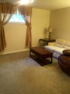 Clean and cozy suite across greenbelt, Thickwood