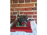 Mamod Steam Engine SE3 *PRICE REDUCED FROM £60*