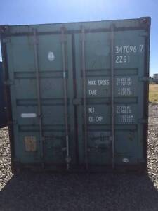 20' Used Shipping Container ex MEL from $1228ex Laverton North Wyndham Area Preview