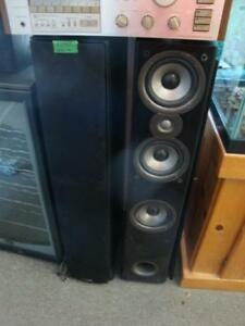 Polk Audio Monitor 60 (Black) Single floor-standing speakers